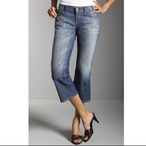 Citizens of Humanity Kelly Crop Jeans